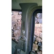 Moldura Coluna Porta Cinto Logus Escort Esquerda Original
