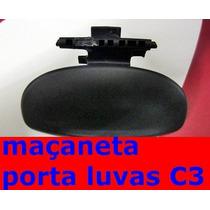Puxador Do Porta Luva Do Citroen C3 Todos ( - Novo C3)