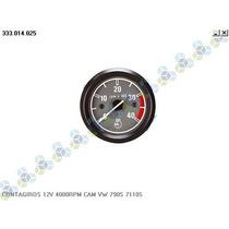 Contagiro 12v 4000 Rpm 60mm Volkswagem 790s 7110s