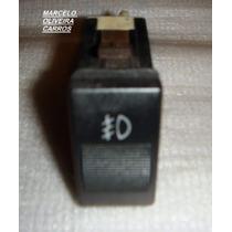 Botão De Farol Milha Painel Moldura Audi A4 Ano 1995 A 1998