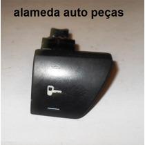 Botão De Trava Porta Do Painel Moldura Peugeot 307