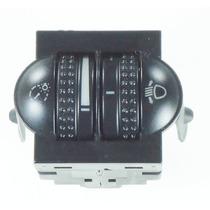 Botão Regulagem Farol Passat 99 05 Altura Reostato Do Painel