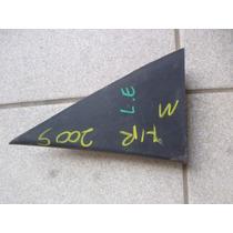Acabamento Interno Esquerdo Do Retrovisor Hyundai Hr 2009