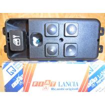 Interruptor Comando Dos Vidros E Trava Porta Tempra Sw Slx