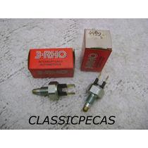 Interruptor Ré Escort 1.8 89/95 Verona E Apollo 1.8 92/95