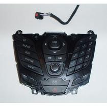 Botão De Radio Painel Computador Bordo New Fiesta 2013/....