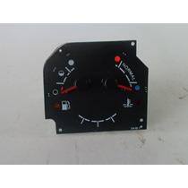 368 - Relógio Marcador Temperatura E Combustivel Versailles
