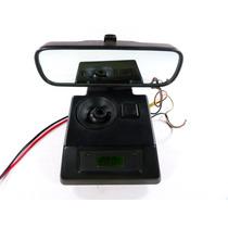 Relogio Digital Retrovisor Luminaria Fiat Uno Premio 09 ,,
