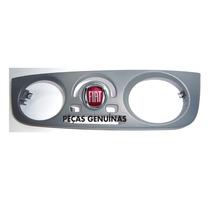 Moldura Comando Ventilação Com Ar Cond. Palio - Original