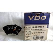 Indicador Temperatura Mbb Vdo 310 012 023 Novo Na Caixa
