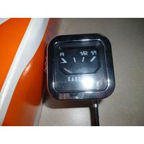 Vw Fusca - Marcador De Combustível Cromado Ano 71 A 74