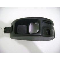 Console Central Freio Mão Porta Treco Peugeot 206 Tras Orig