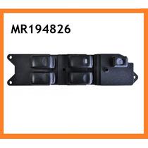 Interruptor Botoes Vidro Mitsubishi L200 (peça Nova)