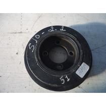 Polia Virabrequim S-10 2.2 - 93227514