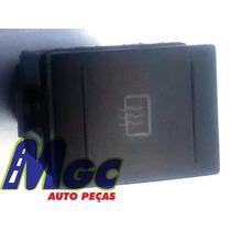 Botão Interruptor Desembaçador Vidro Traseiro Polo 2003/2011