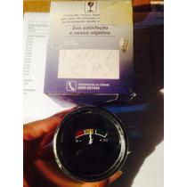 Amperimetro Universal 30 Amperes 60 Milimetros Com Iluminaçã
