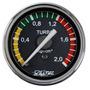 Manometro 52mm P/ Motor Turbo Scania