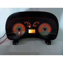 Idea Locker 21 Painel Velocimetro Conta Giros Branco ,,