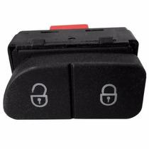 Botão Interruptor Porta Elétrico Vw Gol G5 Voyage Nova!