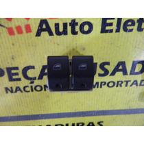 Botão Duplo Traseiro Do Vidro Elétrico Gol/voyage/saveirog5
