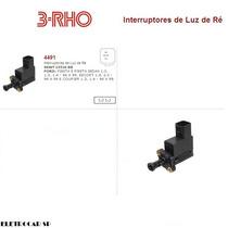 Interruptor De Luz De Ré Ford Fiesta 1.0, 1.3, 1.4 Até99, Es