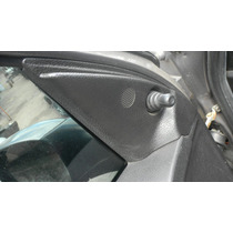 Moldura Interna Do Retrovisor Peugeot 206 Esquerda