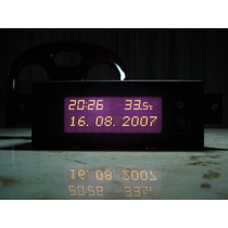 Astra 98> Todos Mostrador Digital Tid Relógio Data Temp