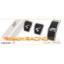 Kit Shutt Racing Pedaleira R1-b Soleira Inox Slr