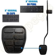 Pedal Da Embreagem Gol Parati G2 96 A 99 Special Original