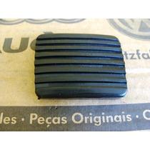 Capa Pedal Freio Ou Embreagem Fusca Itamar Original Vw Novo