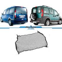 Rede Porta Malas Fiat Doblo 2001 A 2013 & Adventure Todos