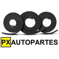 Borracha Porta Dianteira Blazer S10 - Cada Com Aba