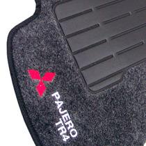 Tapete Carpete Pajero Tr4 Personalizado - 5 Peças