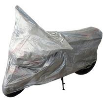 Capa Para Cobrir Moto Forrada Tamanho P - M - G Jacaré