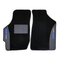 Fiat Tempra - Jogo De Tapete Personalizado Carpet Preto