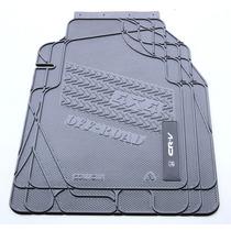 Tapete Honda Cr-v - 3 Peças C/ Traseira Interiça - Original