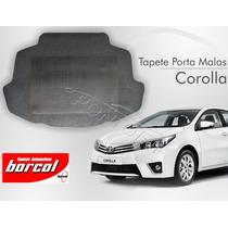 Tapete Corolla 2015 Porta Malas Borcol Borracha