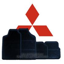 Tapete Mitsubishi L200 Triton Em Borracha _(todos)