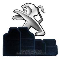 Tapete De Borracha Do Peugeot Partner/ 206/ 207 - Todos