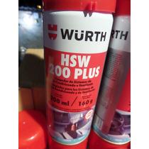 Wurth Limpa Ar Condicionado Granada Hsw 200 Plus Aroma Limão