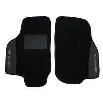 Gm Astra 99/12 - Jogo De Tapete Personalizado Carpet Preto