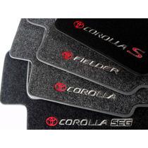 Tapetes Em Carpete Corolla ( Seg Fielder S ) 2003 A 2008