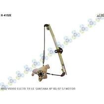 Maquina De Vidro Eletrica Traseira Ld Le Santana 4 Portas