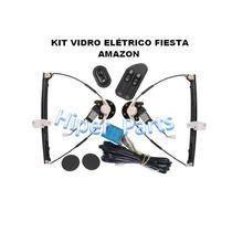Kit De Vidro Elétrico Fiesta Amazon Cod.157208