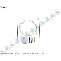 Reparo Para Maquina De Vidro Traseira Golf Glx .../98 - Vp