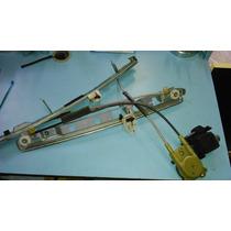 Maquina De Vidro Elet. Diant. Esq. Megane 07 A 012 Original