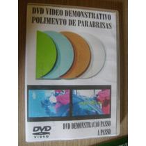 Kit Polimento Em Vidros E Parabrisas Lixas 3m C/ Brindes