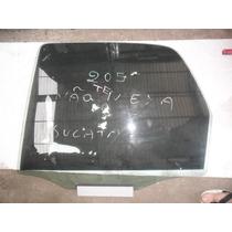 Vidro Porta Traseira Esquerda Meriva Maxx 12 Original