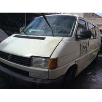Vidro Da Porta Dianteira Esquerda Eurovan 98/