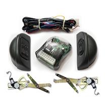 Kit Vidro Elétrico Celta Prisma Antigo 4p Diant Sensorizado
